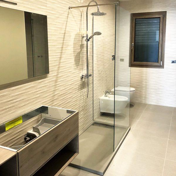 Box doccia in vetro Crotone - Calabria