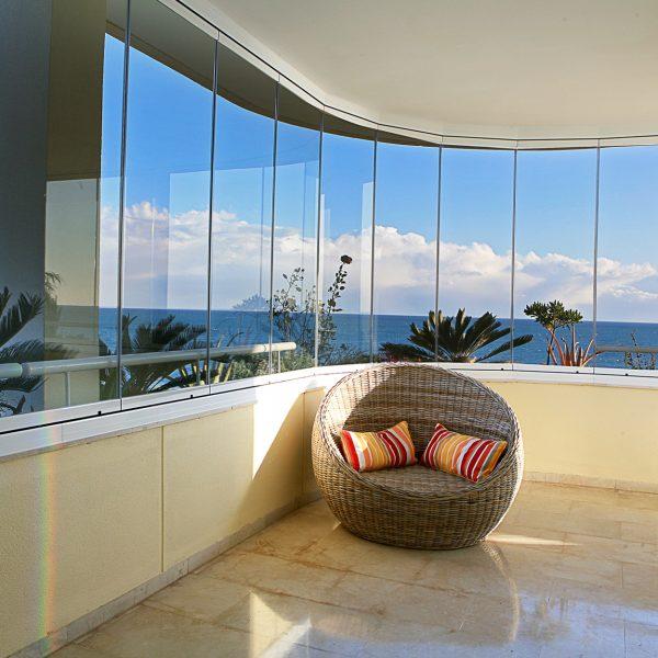 Vetrate panoramiche Crotone - Calabria