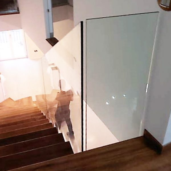 Balaustre in vetro Crotone - Calabria