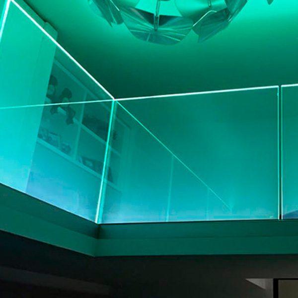 Balaustre e scale in vetro Crotone - Calabria